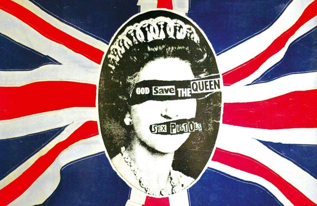God Save the Queen (Sex Pistols)